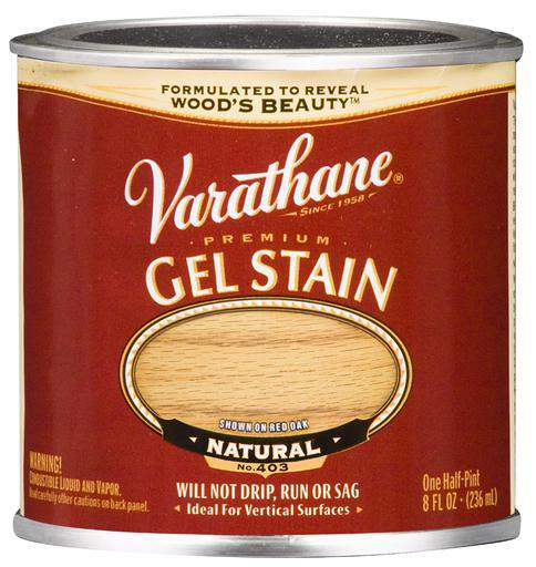 Rust-Oleum Varathane Premium Gel Stain - Natural - 236 Ml