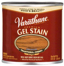 Rust-Oleum Varathane Premium Gel Stain - Traditional Cherry - 236 Ml