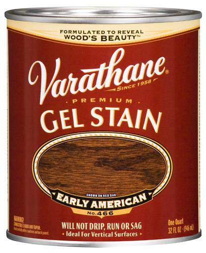 Rust-Oleum Varathane Premium Gel Stain - Early American - 946 Ml