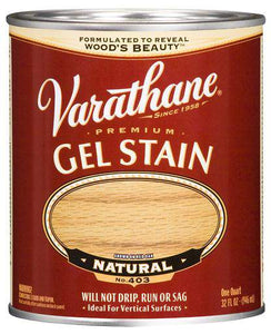 Rust-Oleum Varathane Premium Gel Stain - Natural - 946 Ml