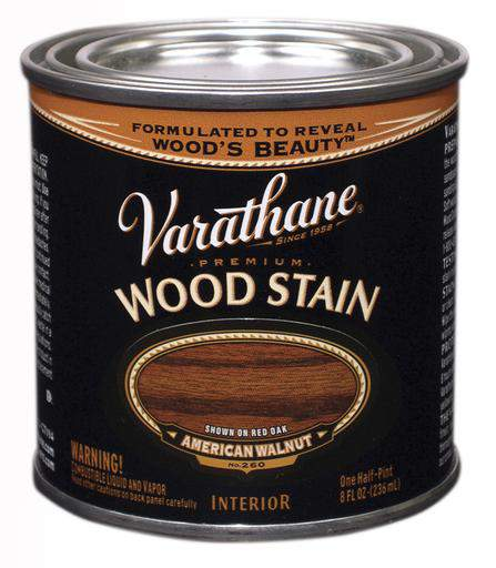 Rust-Oleum Varathane Premium Wood Stains - Amer Walnut - 236 Ml