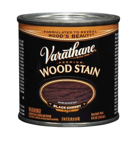 Rust-Oleum Varathane Premium Wood Stains - Black Cherry - 236 Ml