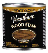 Rust-Oleum Varathane Premium Wood Stains - Chestnut - 236 Ml