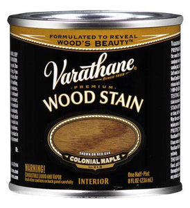Rust-Oleum Varathane Premium Wood Stains - Colonial Maple - 236 Ml