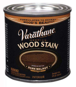 Rust-Oleum Varathane Premium Wood Stains - Dark Walnut - 236 Ml