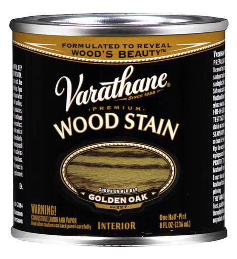 Rust-Oleum Varathane Premium Wood Stains - Golden Oak - 236 Ml