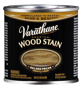 Rust-Oleum Varathane Premium Wood Stains - Golden Pecan - 236 Ml