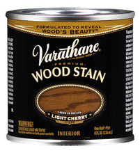 Rust-Oleum Varathane Premium Wood Stains - Light Cherry - 236 Ml