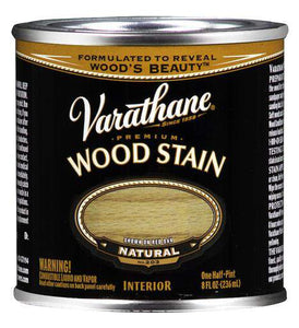Rust-Oleum Varathane Premium Wood Stains - Natural - 236 Ml