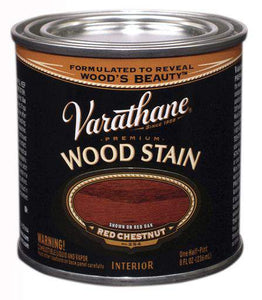 Rust-Oleum Varathane Premium Wood Stains - Red Chestnut - 236 Ml