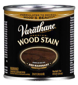 Rust-Oleum Varathane Premium Wood Stains - Red Mahogany - 236 Ml