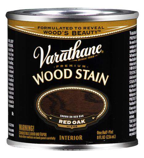 Rust-Oleum Varathane Premium Wood Stains - Red Oak - 236 Ml
