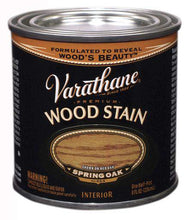 Rust-Oleum Varathane Premium Wood Stains - Spring Oak - 236 Ml