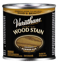 Rust-Oleum Varathane Premium Wood Stains - Summer Oak - 236 Ml