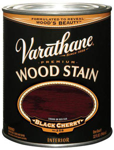 Rust-Oleum Varathane Premium Wood Stains - Black Cherry - 946 Ml