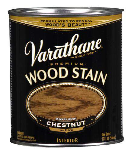 Rust-Oleum Varathane Premium Wood Stains - Chestnut - 946 Ml