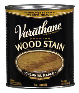 Rust-Oleum Varathane Premium Wood Stains - Colonial Maple - 946 Ml