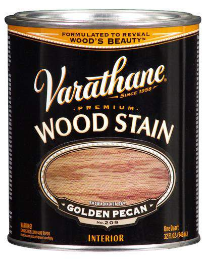 Rust-Oleum Varathane Premium Wood Stains - Golden Pecan - 946 Ml