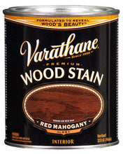 Rust-Oleum Varathane Premium Wood Stains - Red Mahogany - 946 Ml