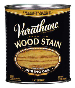 Rust-Oleum Varathane Premium Wood Stains - Spring Oak- 946 Ml