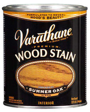 Rust-Oleum Varathane Premium Wood Stains - Summer Oak - 946 Ml