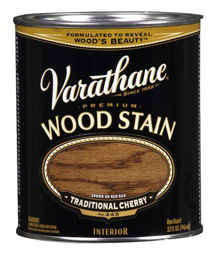 Rust-Oleum Varathane Premium Wood Stains - Traditional cherry - 946 Ml