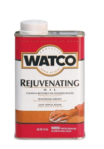Rust-Oleum Watco Rejuvenating Oil - 236 Ml
