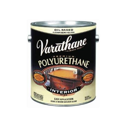 Varathane Oil Based Polyurethane for Interior - Gloss - 3.78 Ltr.