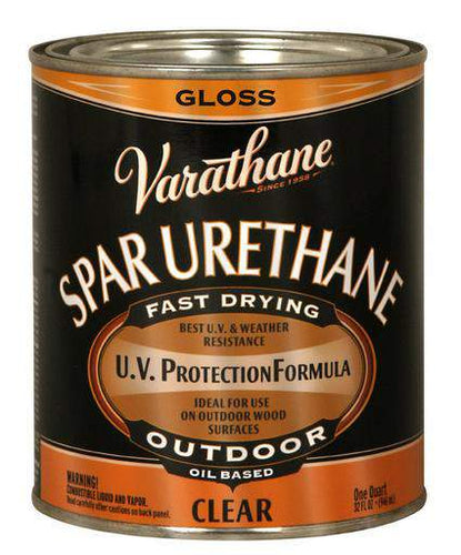Varathane Oil Based Spar Urethane for Outdoor Wood