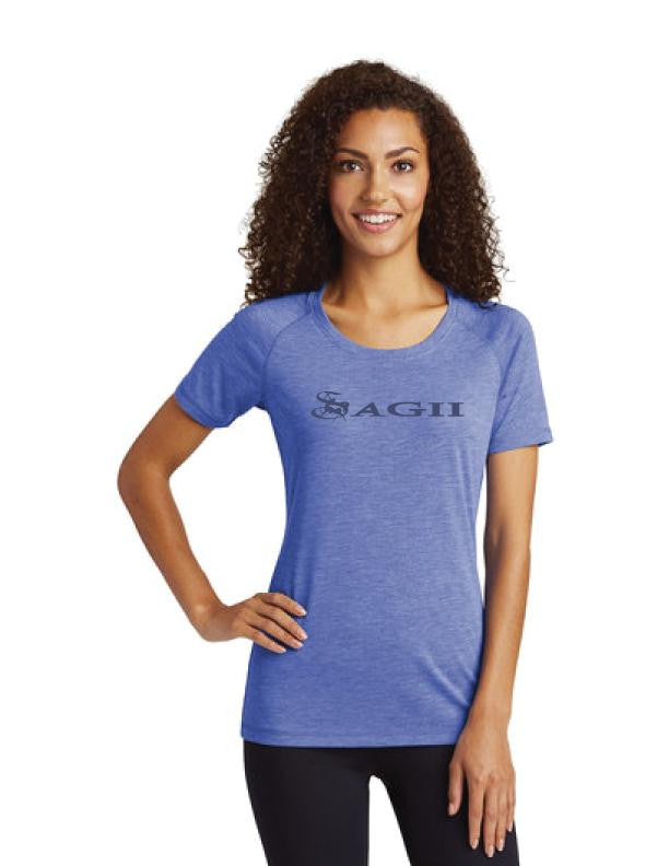 Women's T-Shirts - SLA Ladies Performance Shirt - sagii-store