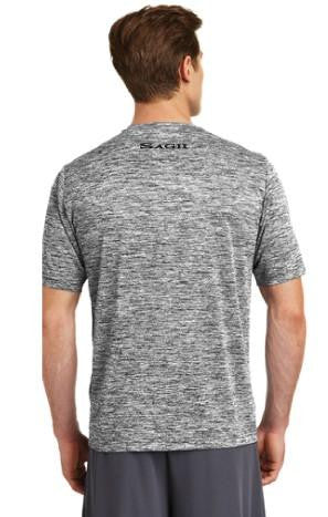 Athleisure SAGII Stay Frosty Slogan T-shirt | Mens T-Shirts | Sagii Store | 58.00 USD