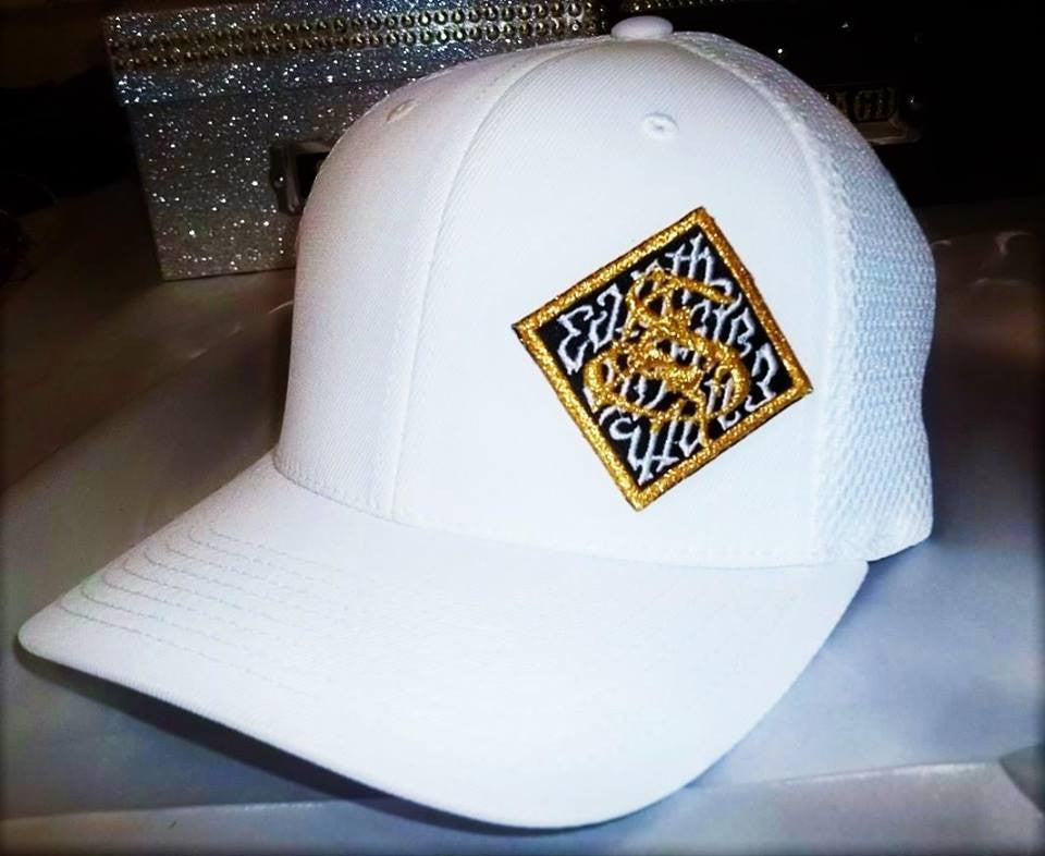 Hats - Sagii black, white & gold - sagii-store