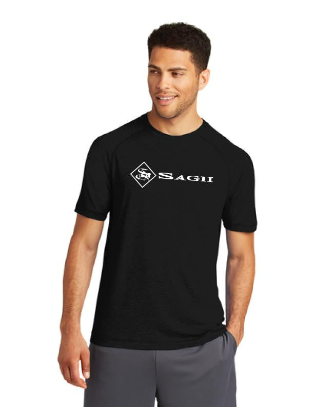 Men's T-Shirts - Mens Tri-performanceTee - sagii-store