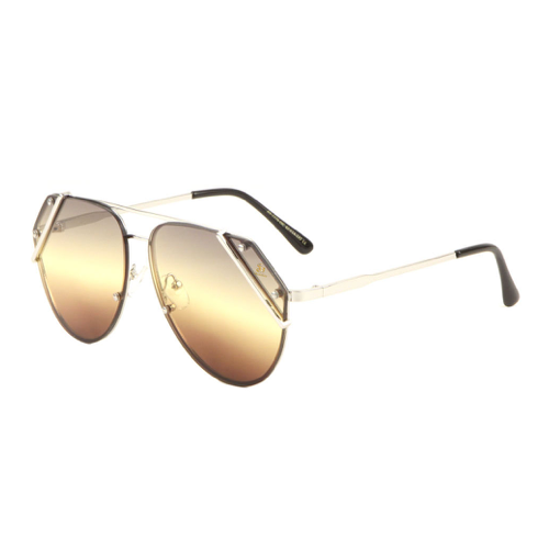 Sunglasses - Sagii Oceanic Bar Aviators - Bronze - sagii-store