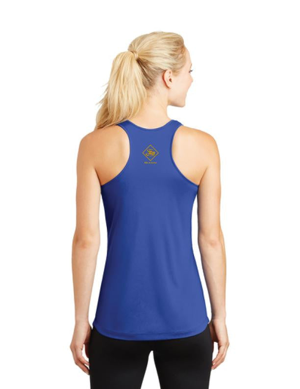 Athleisure SLA Ladies Performance Tank | Womens Tank Tops | Sagii Store | 48.00 USD