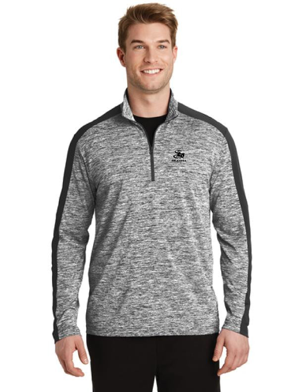 Men's Jackets - Men's Dynamic Heather 1/4-Zip Pullover - sagii-store