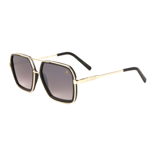 Athleisure Sagii Squared Shades - Black | Sunglasses | Sagii Store | 78.00 USD