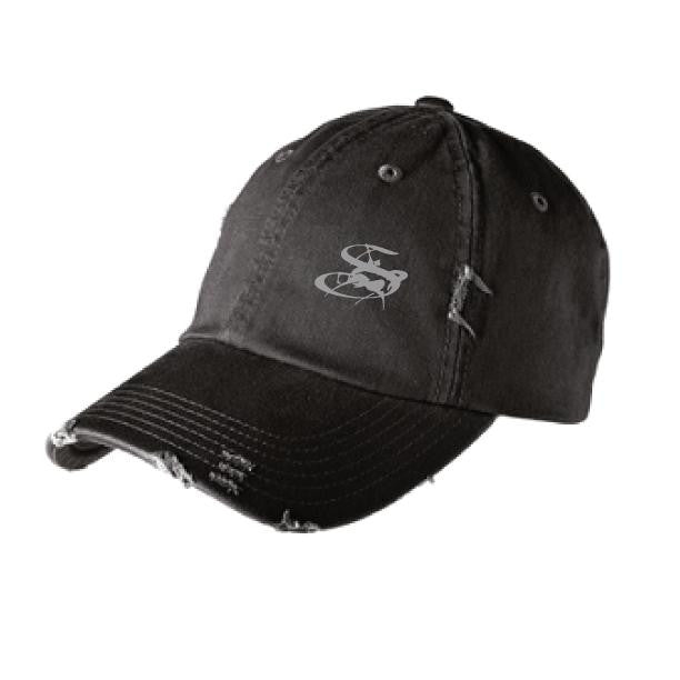 Hats - SAGII Distressed Cap - sagii-store