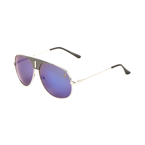 Sunglasses - Sagii Pilot Bling Shades - Purple - sagii-store