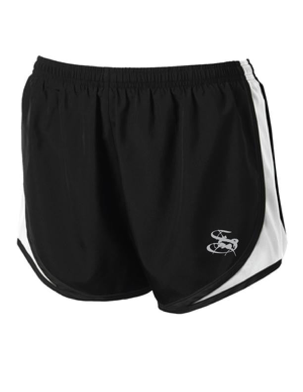 Women's Shorts - SLA Ladies Athletic Shorts - sagii-store