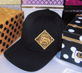 Athleisure Sagii black & gold | Hats | Sagii Store | 95.00 USD