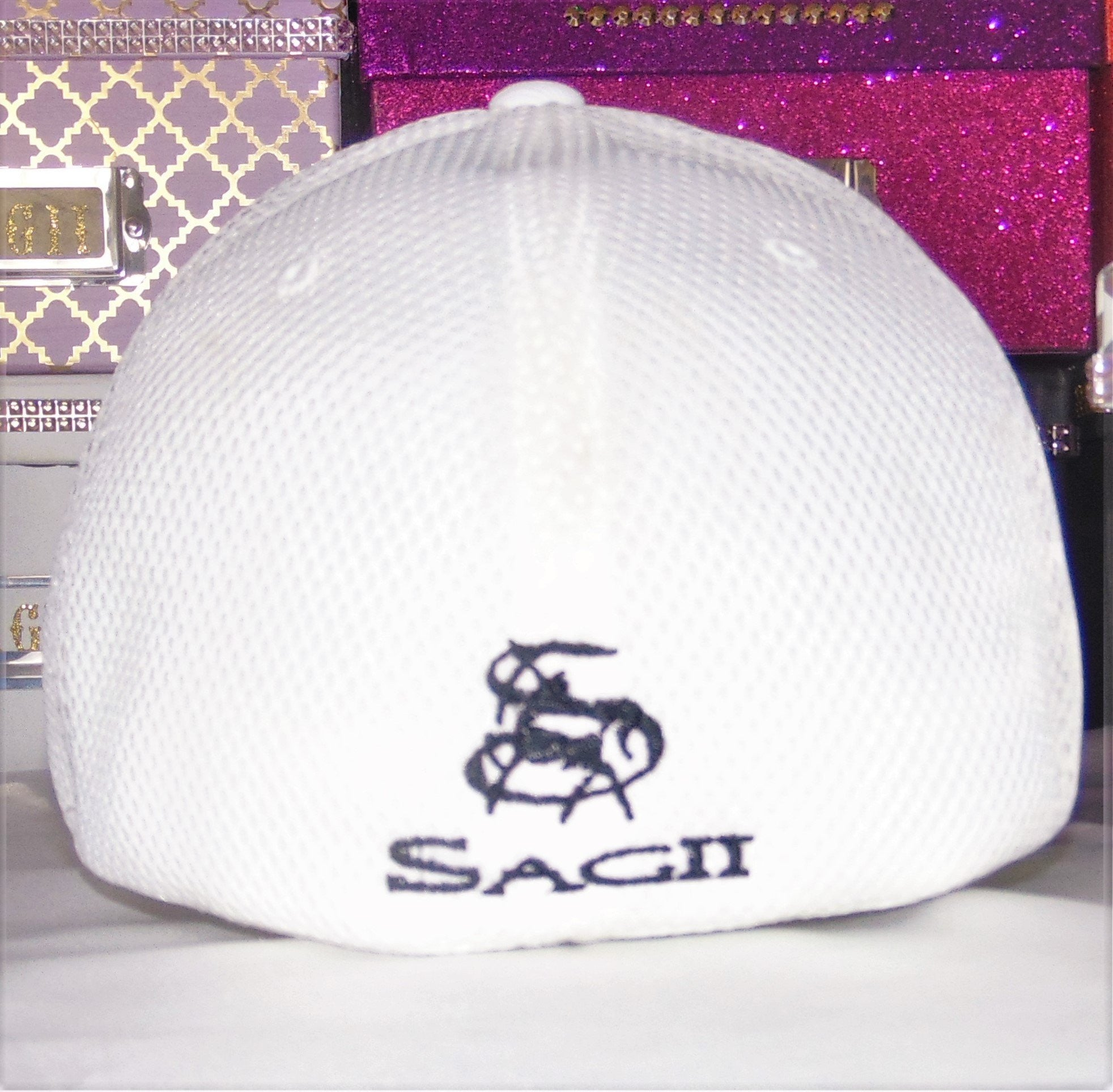 Hats - Sagii black & white - sagii-store