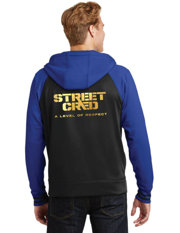 The Hood | Full-Zip Fleece Hooded Jacket | Street Cred