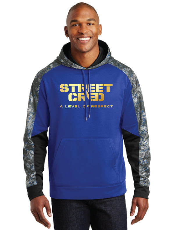 Iced Out | Magma Freeze Camo Hooded Pullover  | Street Cred