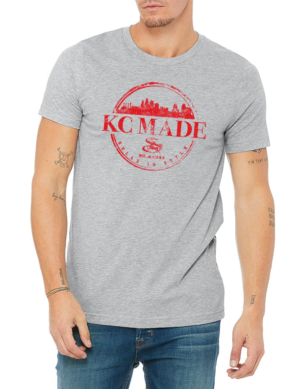 Sky Line T- Shirt | Mens | KC Made