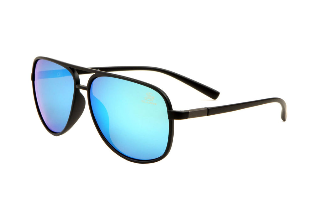 Sunglasses - SAGII POLARIZED AVIATORS  Blue - sagii-store