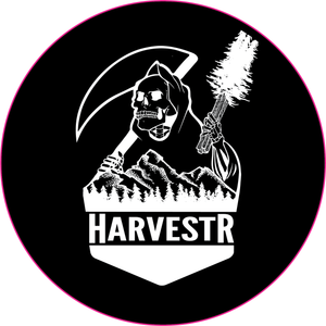 HarvestR Decal