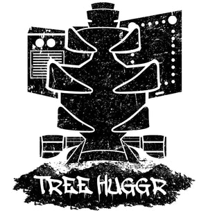 Tree HuggR Decal