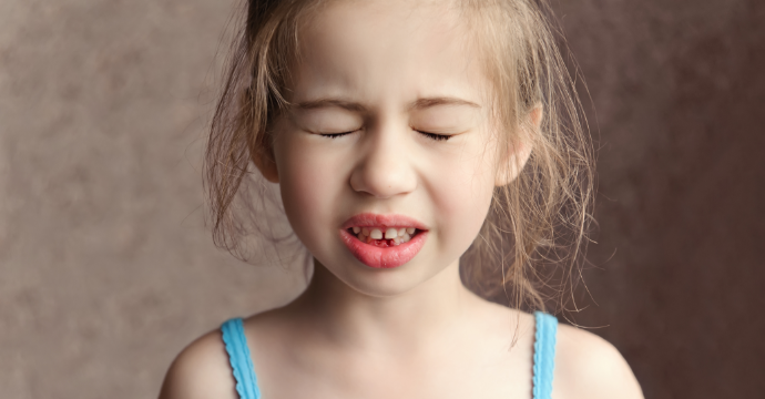 TODDLERS AND BLEEDING GUMS: WHAT SHOULD YOU DO? - Dr. Nandita