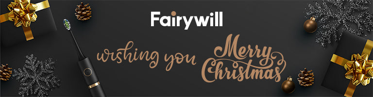 Fairywill Wish You Merry Christmas